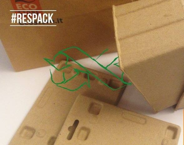 ReSpack: il packaging riutilizzabile di Eco Store