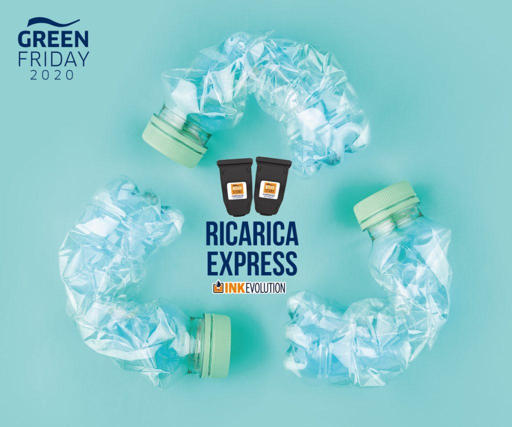 #NOUSAEGETTA: aiutaci a sostenere la campagna di Marevivo. Ricarica da Eco Store