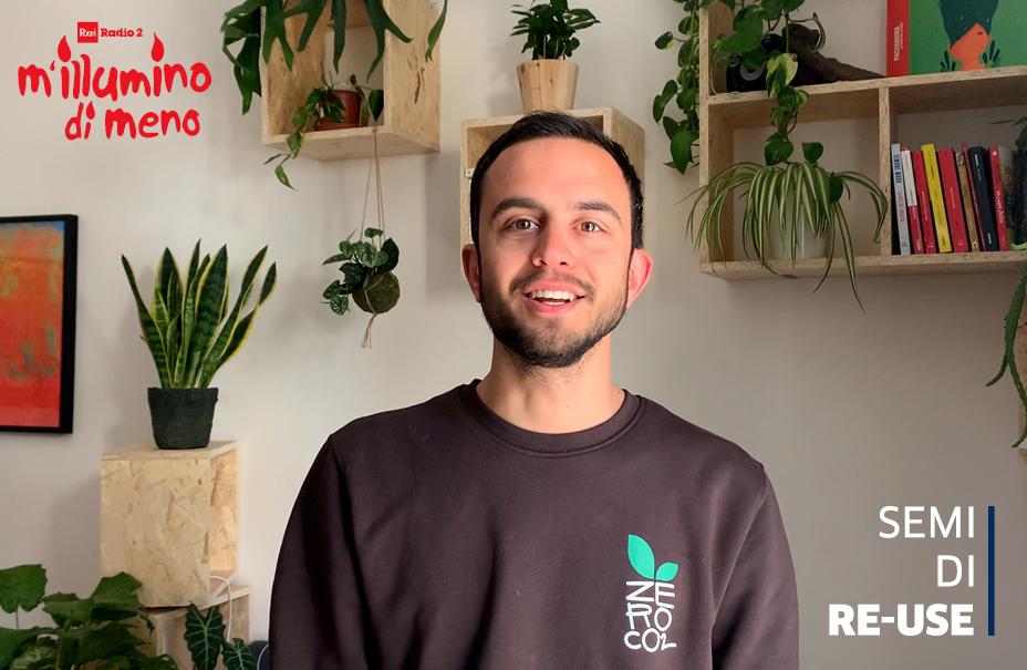 Semi di Re-use, video digital footprint spiegata da zeroCO2